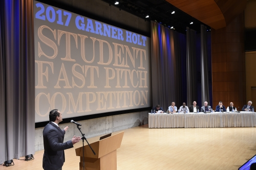 2017 Fast Pitch Semifinals - Presentation