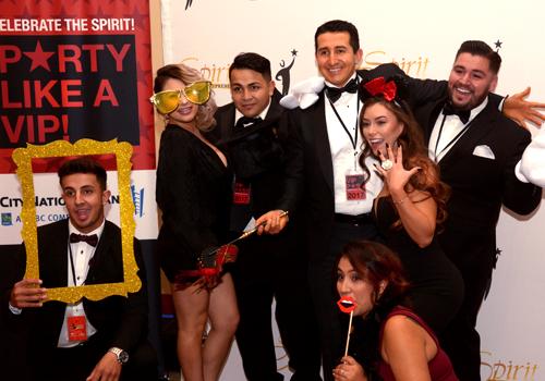 Spirit Awards Ticketing
