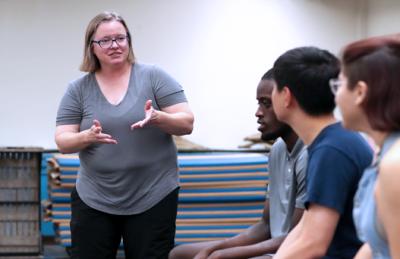 Johanna Smith, Professor of Improv for CSUSB Entrepreneurship