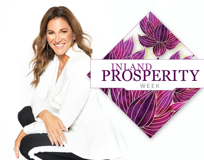 Inland Prosperity Week speaker
